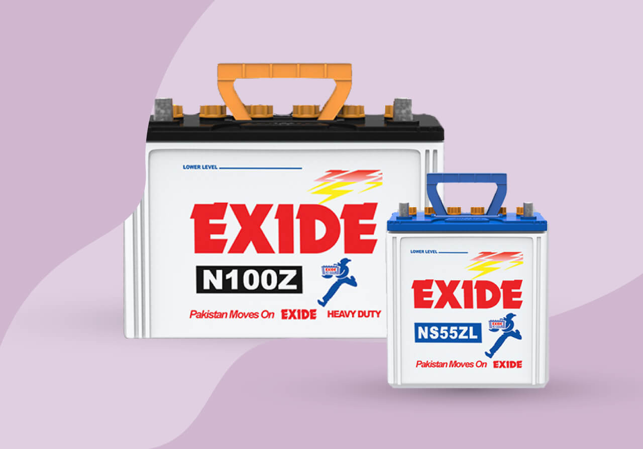 Buy From EXIDE On Installments