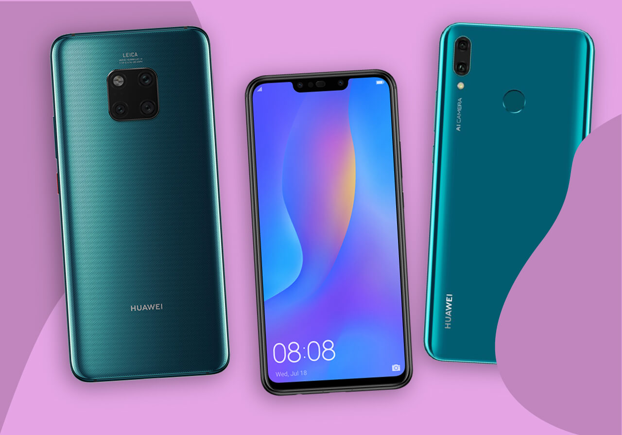 Buy Products From HUAWEI On Installments