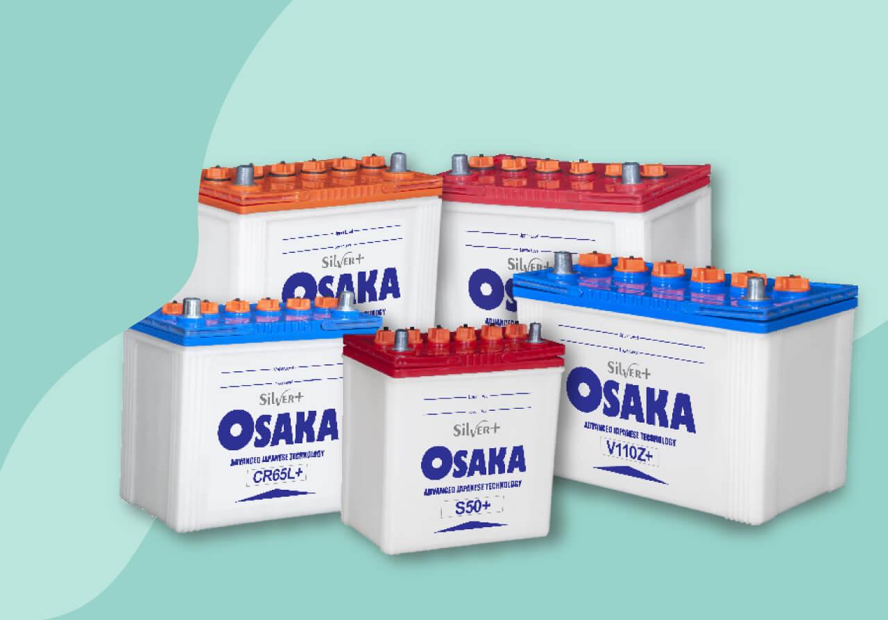 Buy From OSAKA On Installments
