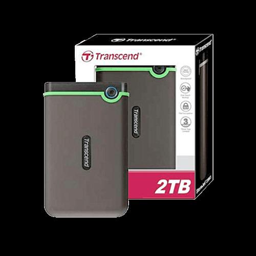 Buy Transcend Storejet 2TB On Installments