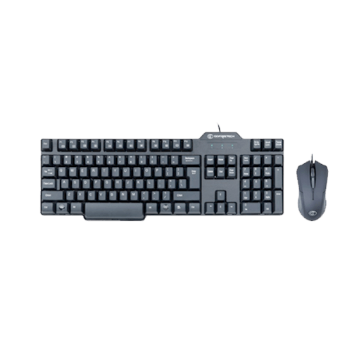 Buy Gofreetech GFT-S003 Keyboard + Mouse Wired On Installments