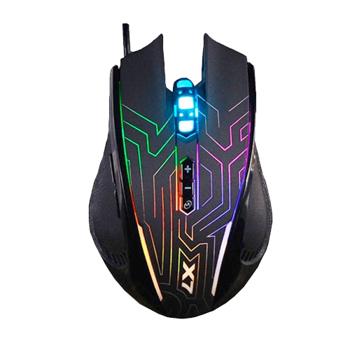 Buy A4Tech X87 Mouse On Installments