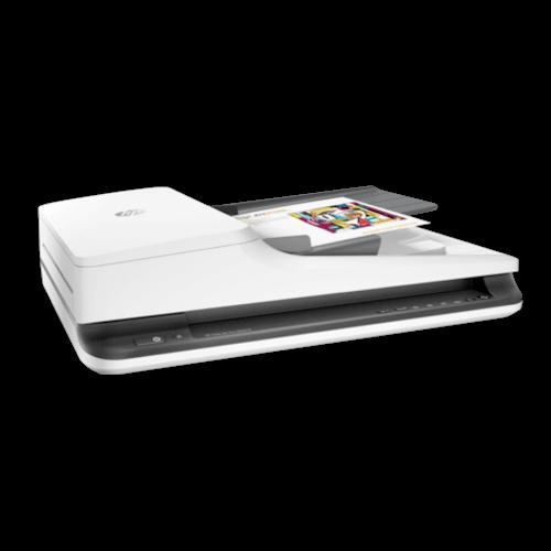 Buy HP Scanjet Pro 3500 f1 Flatbed Scanner On Installments