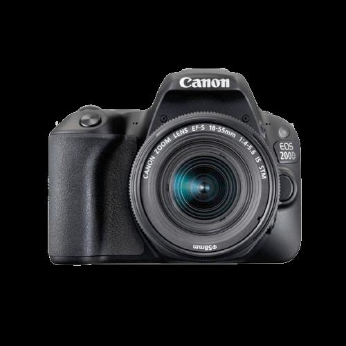 Buy Canon EOS 200D 18-55mm Kit lens On Installments