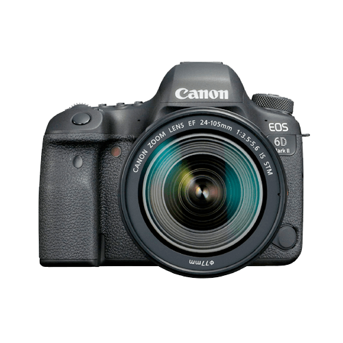 Buy Canon 6D Mark II - Body Only (copy) On Installments