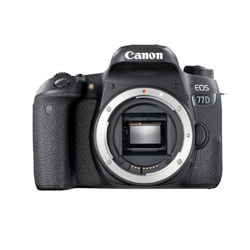 Buy Canon EOS 77D with 18-55 Kit Lens On Installments