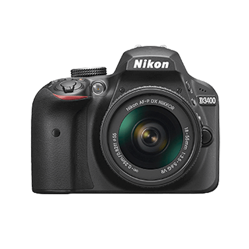 Buy Nikon D3400 DSLR Camera  On Installments