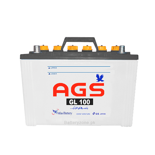 Buy GL100 AGS Batteries  On Installments