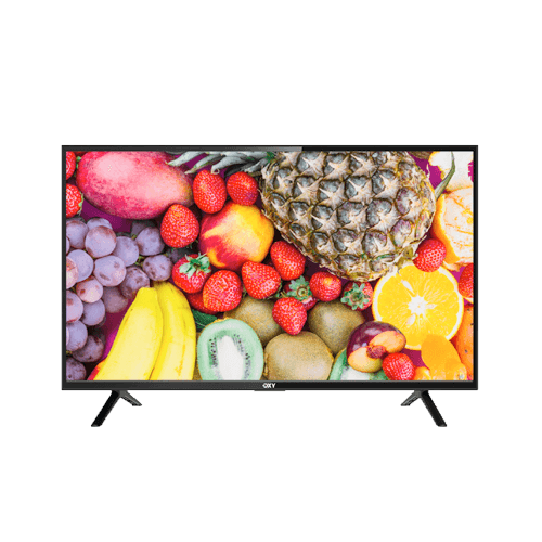 Buy Oxy 40 inches Smart LED On Installments