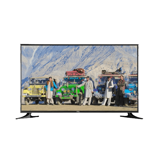 Buy PEL 49 inches Coloron HD LED TV  On Installments