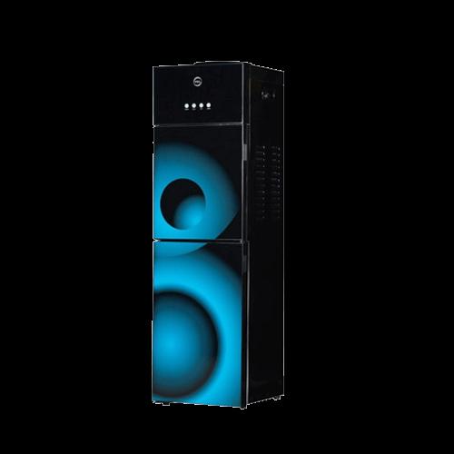 Buy PEL Glassdoor Cosmic Blue Water Dispenser On Installments