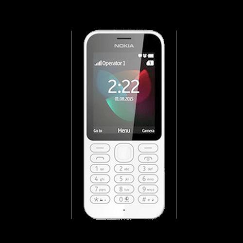 Buy Nokia 222  On Installments