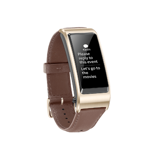Buy Huawei Band 3 smartwatch  On Installments