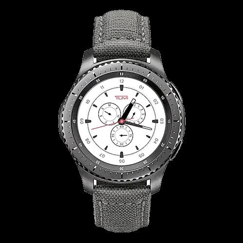 Buy Samsung Gear S3 frontier TUMI Smartwatch On Installments