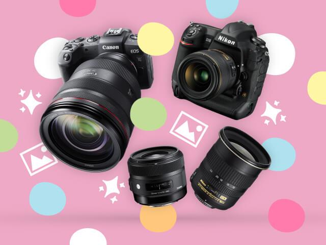 DSLR Cameras | Buy on installments